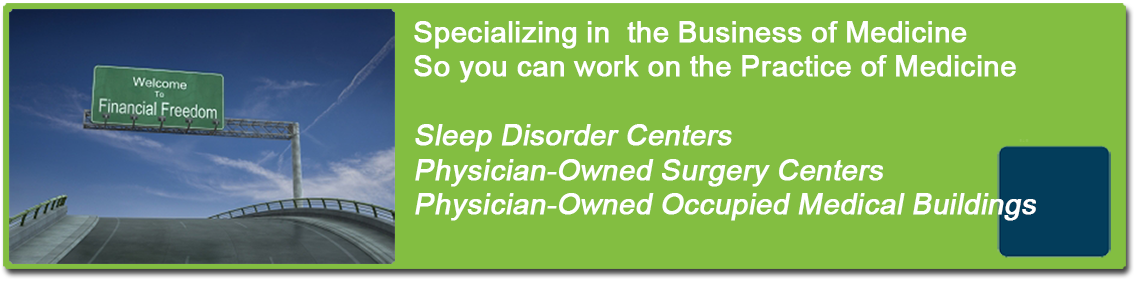 Sleep Disorder Labs / Centers Development and Consulting